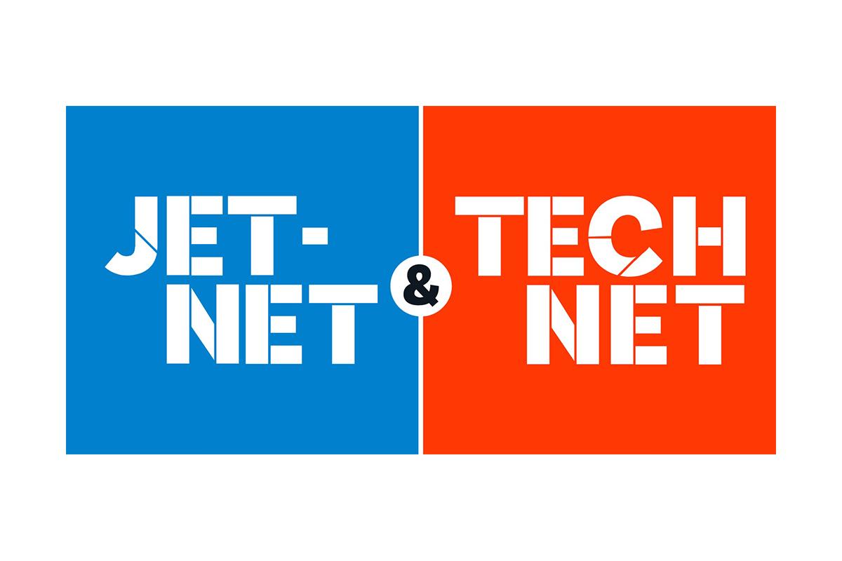 Logo Jet Net en Tech Net
