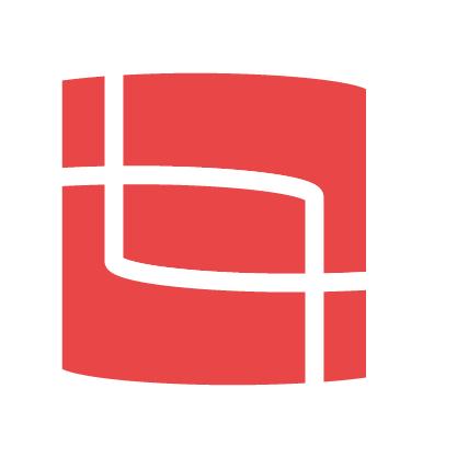 Blik Online icoon rood