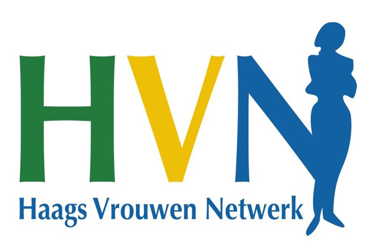 Logo HVN Haags Vrouwen Netwerk